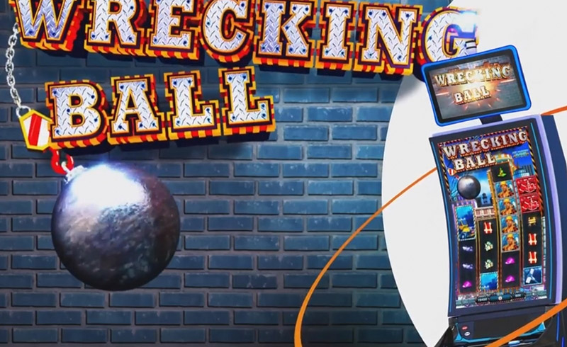 Wrecking Ball Slots