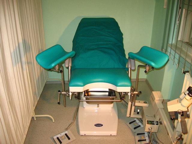 Gynekologmottagning