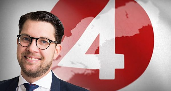 Jimmie Åkessons parti utesluter TV4.