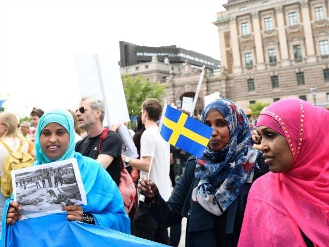 Sverige förutsägs få högst muslimsk befolkningstillväxt i EU – 30 procents tillväxt