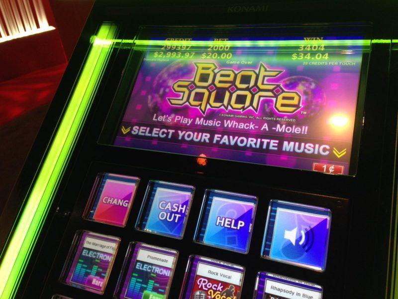 Slotsspelet Beat Square