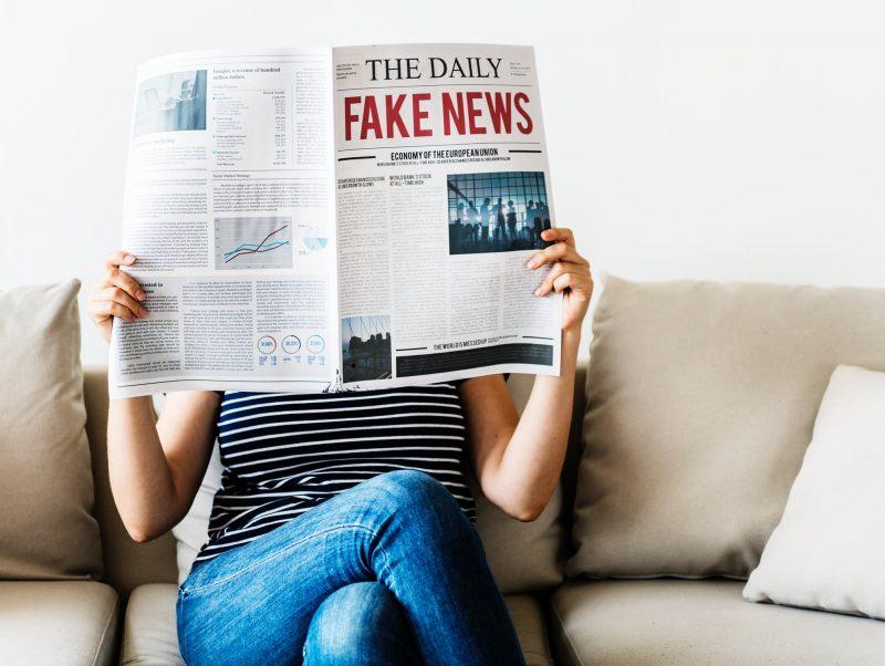 Israeliska medier spred förfalskade nyheter för att påverka politiska val